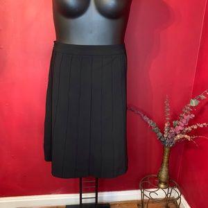 Ann Taylor Black Skirt Size 14